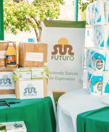 Sur Futuro amplia su entrega de equipos médicos, de higiene y alimentos a seis provincias del Sur y Puerto Plata