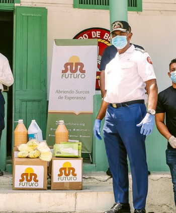 Sur Futuro Amplía las Entregas de la Red de Apoyo contra Coronavirus en Comunidades de Montaña de Azua y San Juan