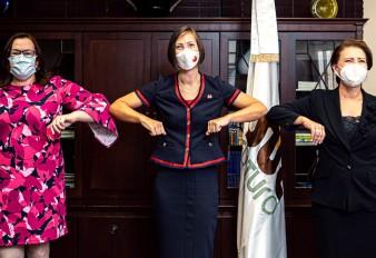 Sur Futuro, Embajada de Canadá y Ministerio de la Mujer trabajarán para enfrentar riesgo de Covid 19 y violencia de género en San Cristóbal